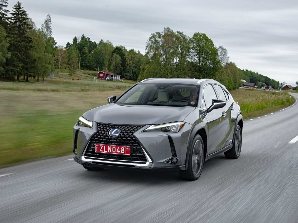 93 New 2019 Lexus Ux Price Canada Redesign And Review