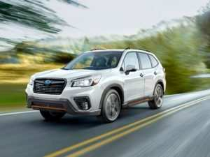 93 New 2019 Subaru Forester Design Price and Release date
