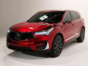 93 New Acura Rdx 2020 Changes Reviews