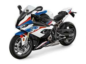 93 New BMW S1000Xr 2020 Engine
