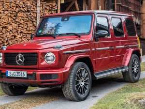 93 New Mercedes G 2019 Pictures