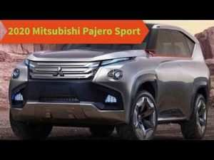 93 New Mitsubishi Sport 2020 Spesification