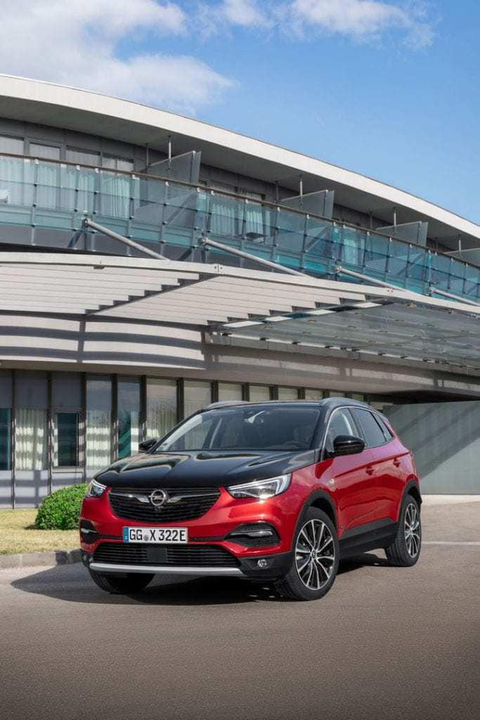 93 New Opel Hybrid 2020 Concept And Review
