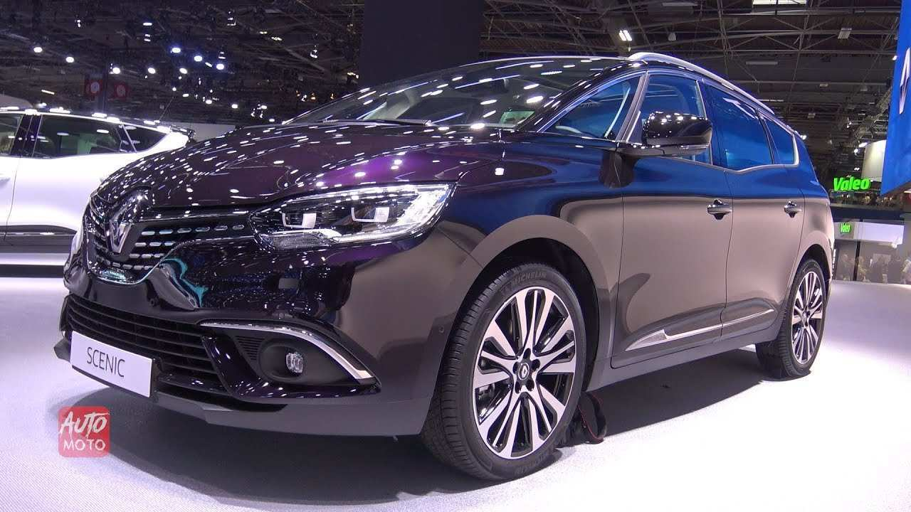93 New Renault Scenic 2019 New Model And Performance