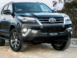 93 New Toyota New Fortuner 2020 Release