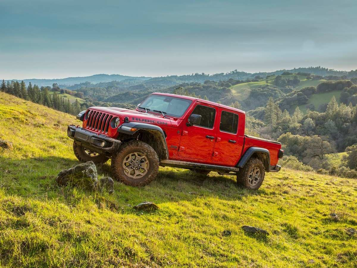 93 New When Can You Order 2020 Jeep Gladiator Images