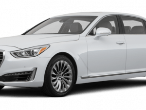 93 The 2019 Genesis G90 Ratings