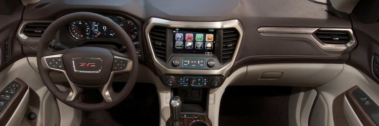 93 The 2019 Gmc Interior Specs
