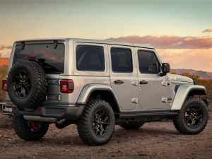 93 The 2019 Jeep Manual Transmission Price and Release date