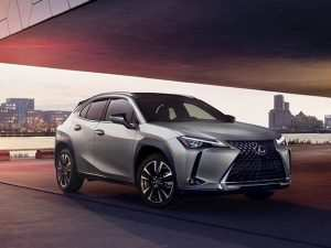 93 The 2019 Lexus Ux Hybrid First Drive