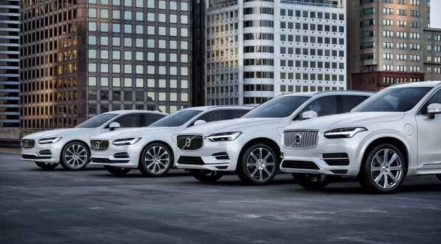93 The 2019 Volvo Models New Review