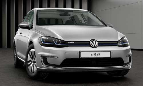 93 The 2019 Vw E Golf Photos
