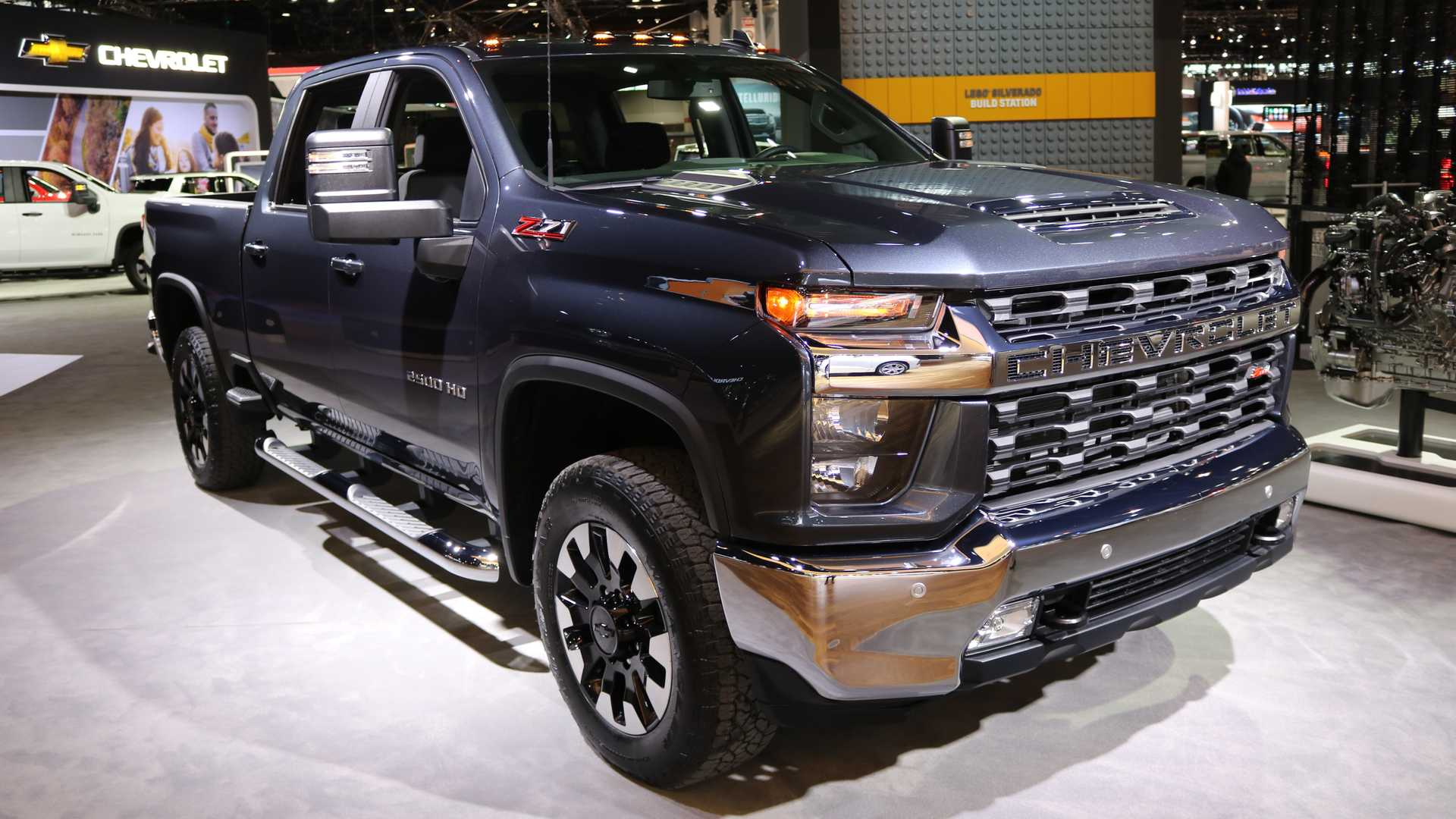93 The 2020 Chevrolet Hd Pickup Exterior