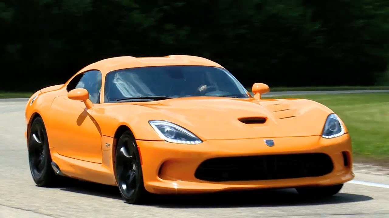 93 The 2020 Dodge Viper Youtube Style