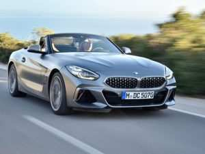 93 The Best 2019 Bmw Z4 Performance and New Engine