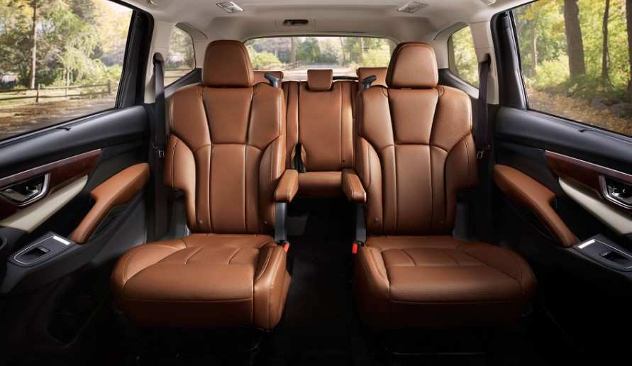 93 The Best 2019 Subaru Ascent Price Interior