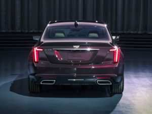 93 The Best 2020 Cadillac Ct5 Horsepower Model