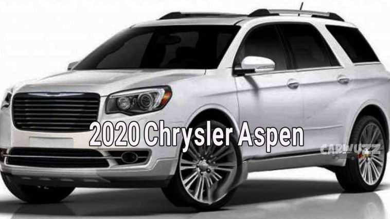93 The Best 2020 Chrysler Suv Configurations