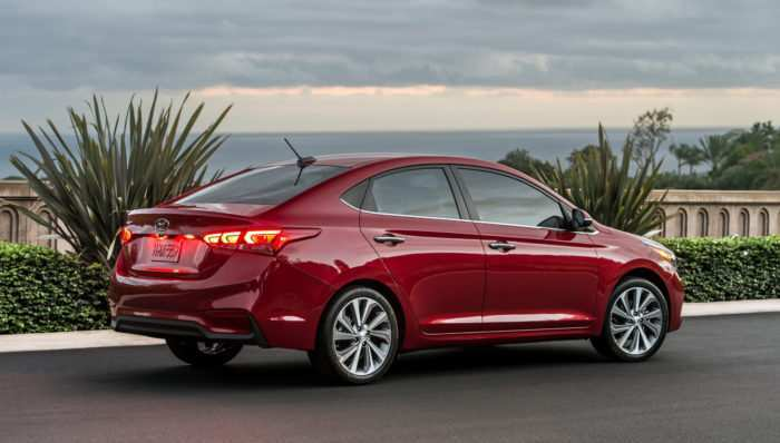 93 The Best 2020 Hyundai Accent Redesign