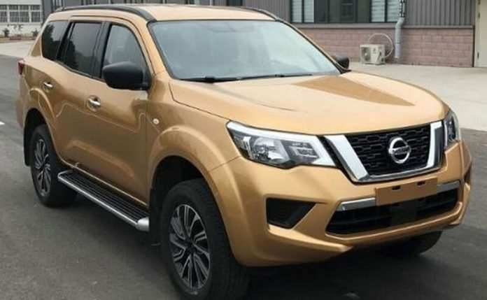 93 The Best 2020 Nissan Pathfinder Release Date Overview