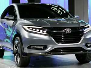 93 The Best Honda Hrv 2020 Redesign Rumors