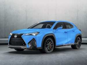 93 The Best Lexus Ux 2020 Pricing