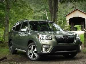 93 The Best Subaru Forester 2019 Ground Clearance Redesign