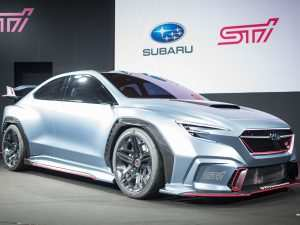 93 The Best Subaru Viziv Sti 2020 Reviews