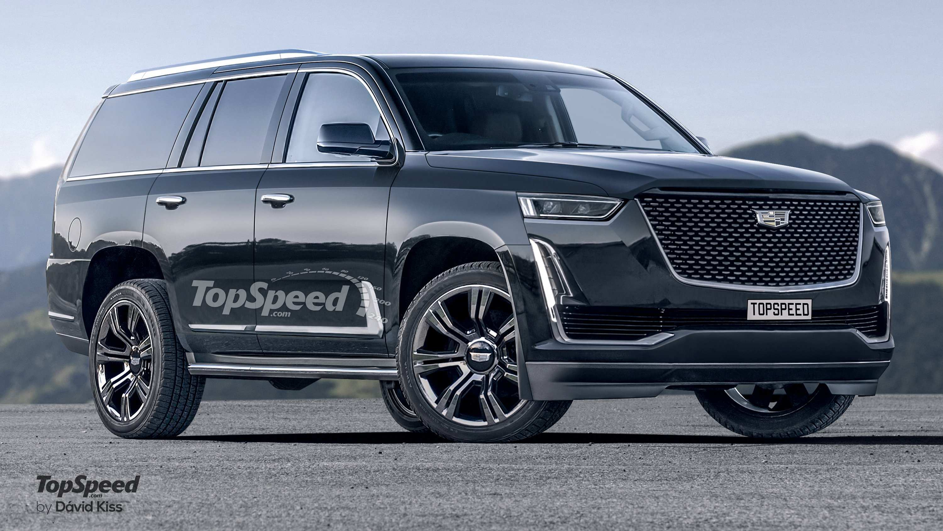 93 The Cadillac Escalade 2020 Release Date Release