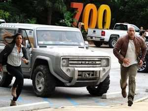 93 The Dwayne Johnson Ford Bronco 2020 New Model and Performance