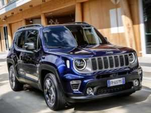 93 The Jeep Renegade 2020 Hybrid Price and Release date