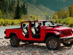 93 The Jeep Truck 2020 Lifted New Concept