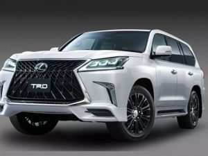 Lexus Gx 460 New Model 2020