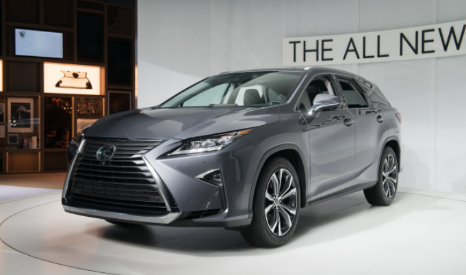 93 The Lexus Rx 2020 Redesign Price And Release Date