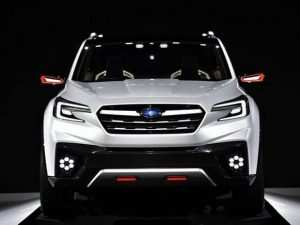 93 The New Generation 2020 Subaru Forester Style