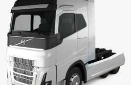93 The Volvo Fh 2020 Picture