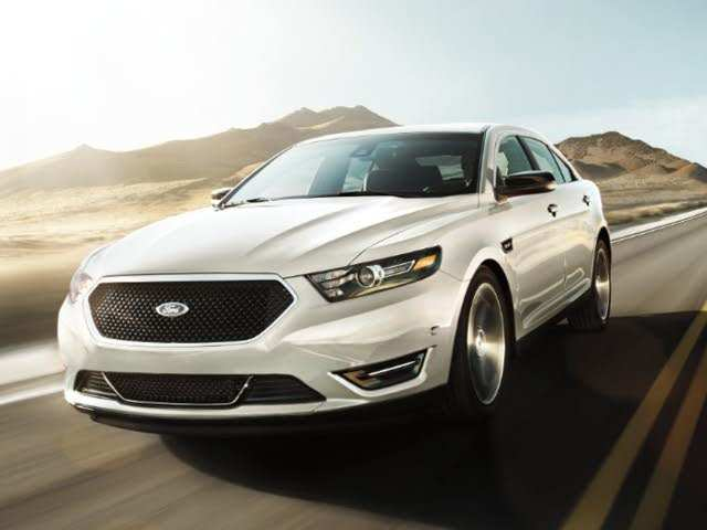 94 A 2019 Ford Taurus Sho Specs Images