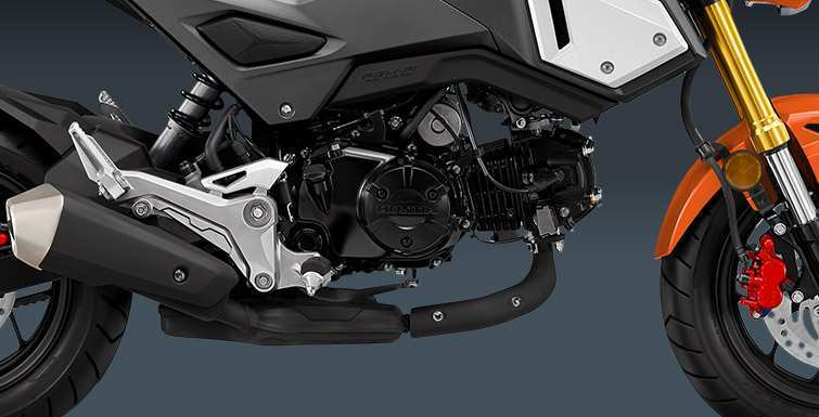 94 A 2019 Honda Grom Specs Research New