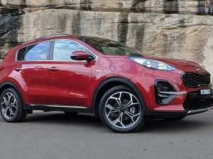 94 A 2019 Kia Sportage Price and Release date