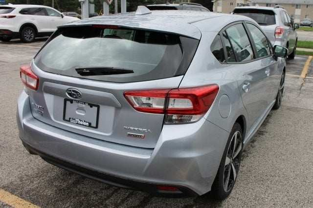 94 A 2019 Subaru Impreza Sport Price and Review