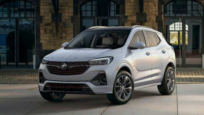 94 A 2020 Buick Encore Release Date Rumors