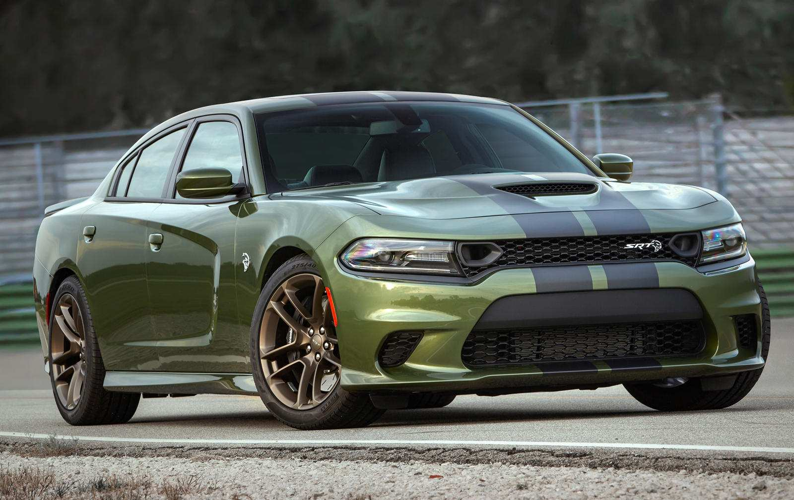 94 A 2020 Dodge Charger Scat Pack Redesign