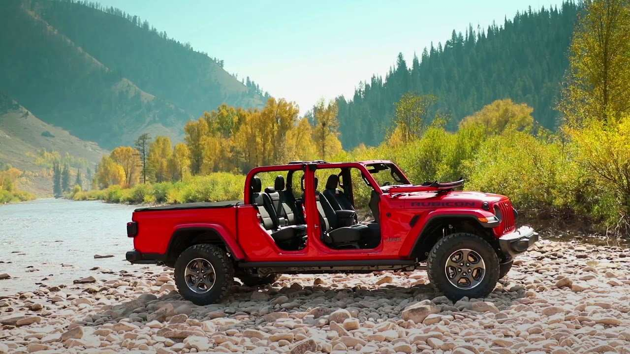 94 A 2020 Jeep Gladiator Youtube Performance And New Engine