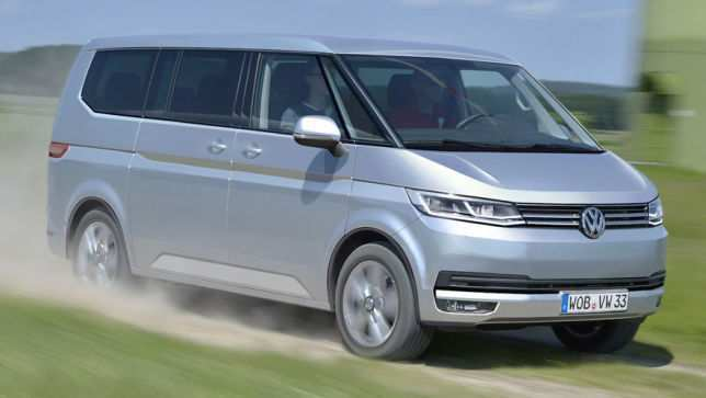 94 A 2020 Vw Bus Price Specs and Review