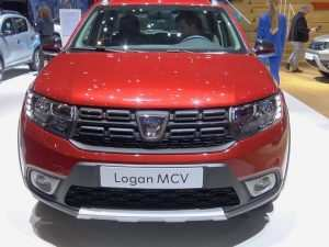 94 A Renault Logan 2020 Performance and New Engine