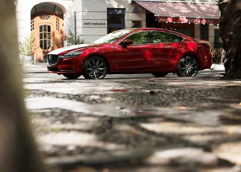 94 A When Will The 2020 Mazda 6 Be Released Overview