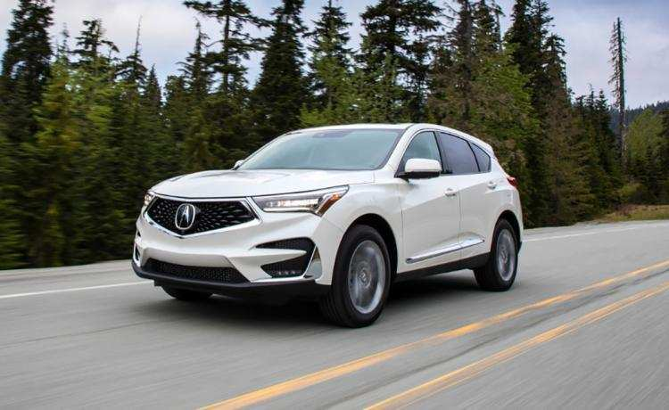94 All New 2019 Acura Rdx Changes Release Date And Concept