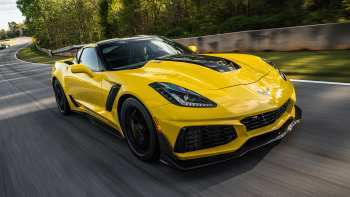 94 All New 2019 Chevrolet Corvette Zr1 Configurations