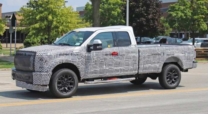 94 All New 2019 Ford Super Duty 7 0 Release Date
