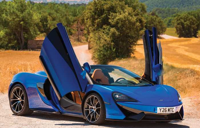 94 All New 2019 Mclaren 570S Spider Review And Release Date